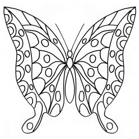 farfalle e fiori da colorare farfalle da colorare e stare