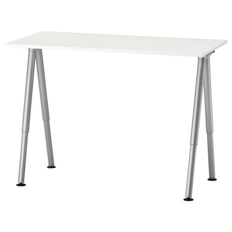 ikea glass office desk ikea galant white glass desk nazarm