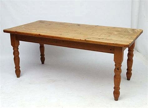 a style stripped pine kitchen table 36 wide x 72