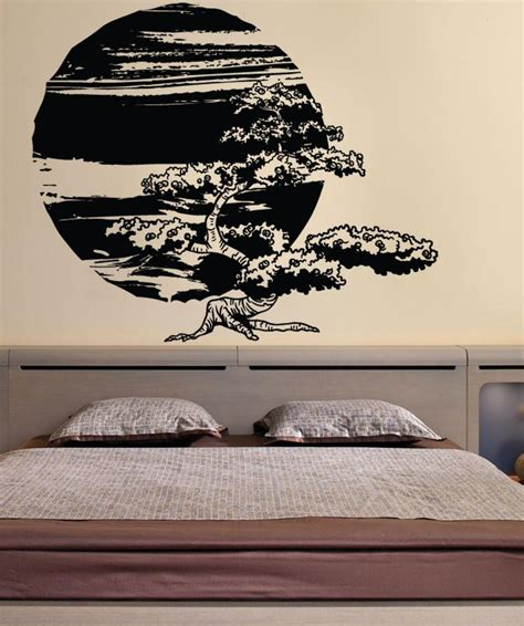 japanese koi wall decal asian style decoration japanese wall decals cherry blossom tree wall decals