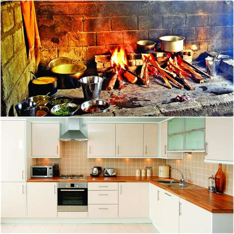Kitchens Of India Hearth Of The Matter Transformation Of Indian Kitchen