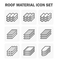 tile roofing icon roof tiles vector images 850