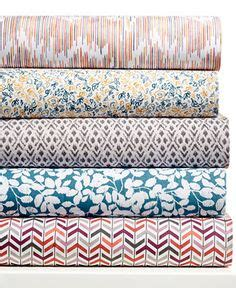 Martha Stewart Flannel Duvet 100 Cotton Sateen 400 Tc In Red Geo Pattern Threshold