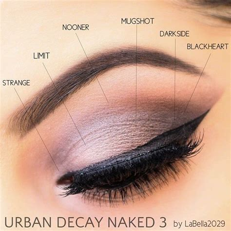 3 Eyeshadow Decay 25 best decay eyeliner ideas on