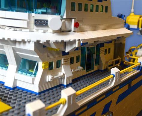 lego boat deck 103 best lego boats ships submarines images on pinterest