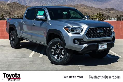 2019 Toyota Tacoma News by New 2019 Toyota Tacoma 4wd Trd Road Cab In