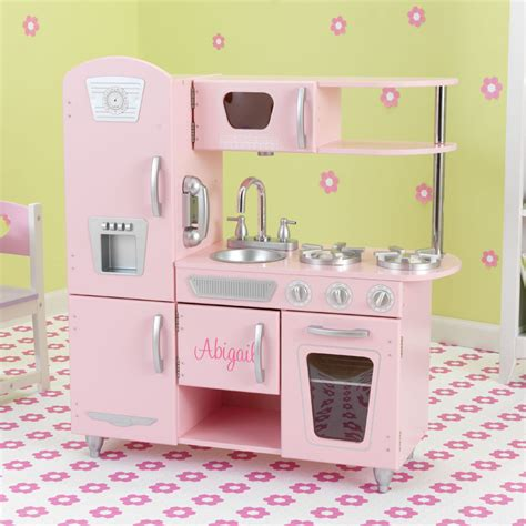 Pink Play Kitchen by Pink Vintage Play Kitchen By Kidkraft Rosenberryrooms