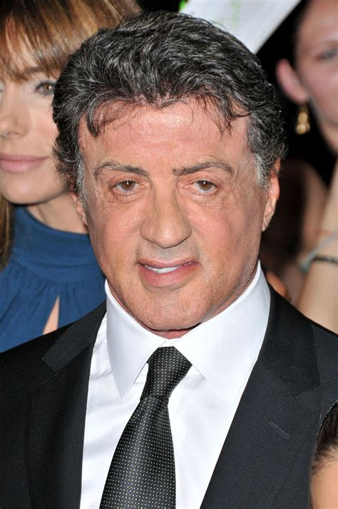 Sylvester Stallone Is In sylvester stallone