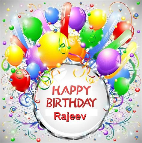 Happy Birthday Wishes For Happy Birthday Rajeev Happy Birthday