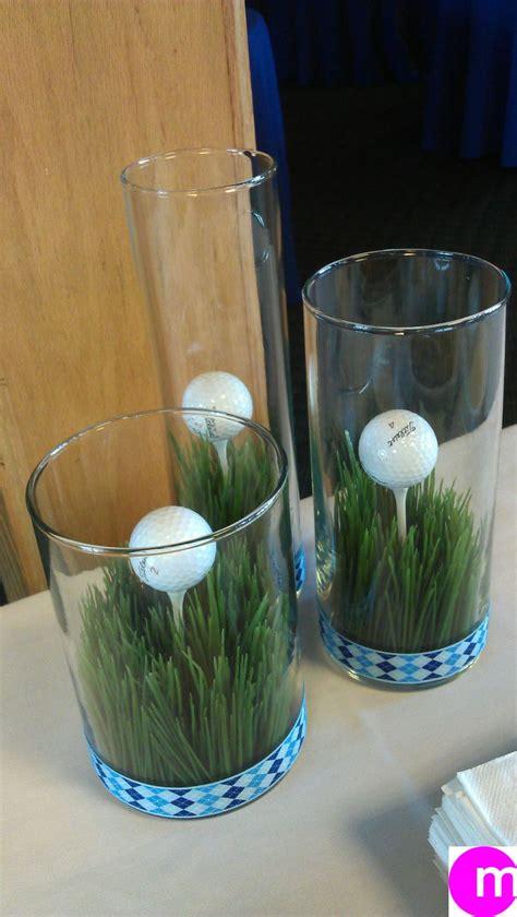 Golf theme table buffet decor centerpiece ideas pinterest golf theme golf and decor