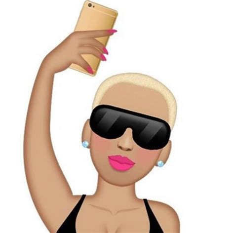 emoji rose amber rose made how much for her emojis the hollywood