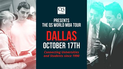 Mba Dallas by Visit The Qs World Mba Tour Dallas 50 Business Schools