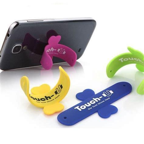 Touch U Universal Stand Hp Handphone Holder Bergambar Karakter Shp001 Barangunik Co Detil Produk Touch U One Touch Silicone Stand Holder