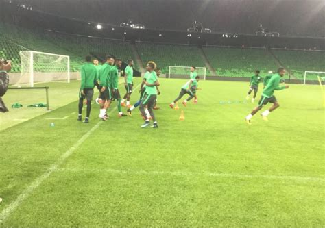nigeria vs argentina nigeria vs argentina photos of eagles squad ready