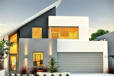 perth narrow lot homes  designs renowned