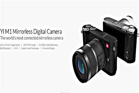 Xiaomi Yi M1 Kamera Mirrorless by Xiaomi Yi M1 Mirrorless Launched At Photokina 2016