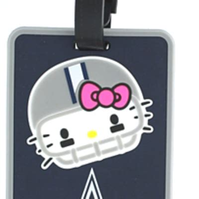 Hello Magnetic Bag Tag Sanrio home 183 beastmodela 183 store powered by storenvy