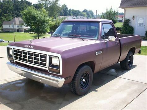 all car manuals free 1992 dodge d150 engine control purchase used 1982 dodge ram d150 custom built 318 4 speed manual shortbed dailly driver