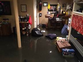 what to do if my basement floods our basement flooded with sewage send drinks