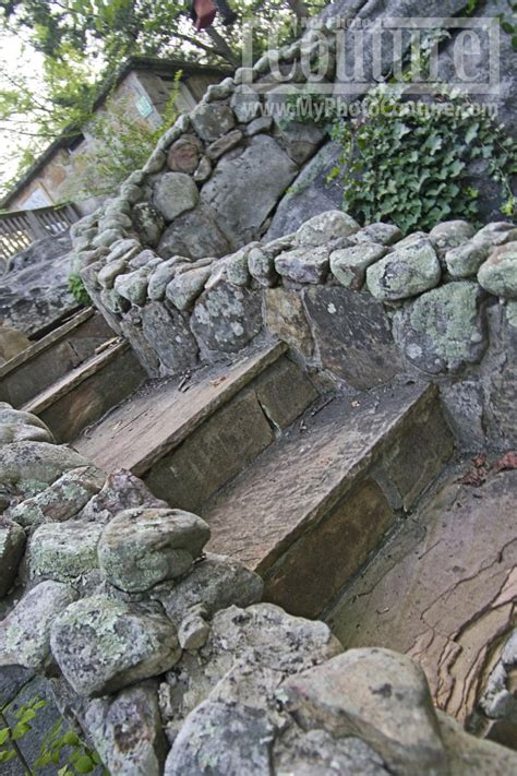 Rock Garden Steps 1000 Images About Landscaping Steps On