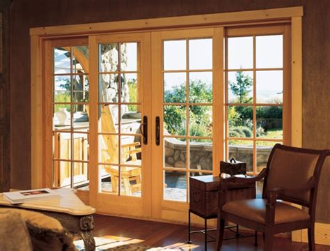 Sliding French Doors Products Big L Windows Doors Marvin Patio Doors