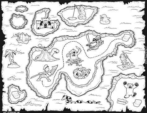 Pauls Journeys Outline by Blank Map Pauls Journeys Sketch Coloring Page