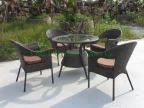 Wholesale Patio Furniture Sets M664leisure Patio Furniture Outdoor Rattan Table And Chair 30 Sets Batch The Wholesale Price In