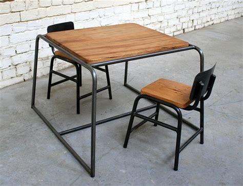 table et chaise enfant bois chaise enfant eec enf001 giani desmet meubles indus