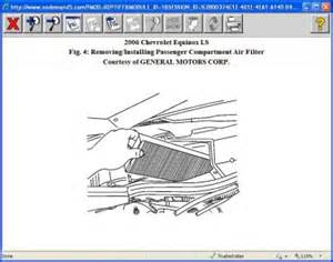 cabin air filter location 2010 f150 get free image about