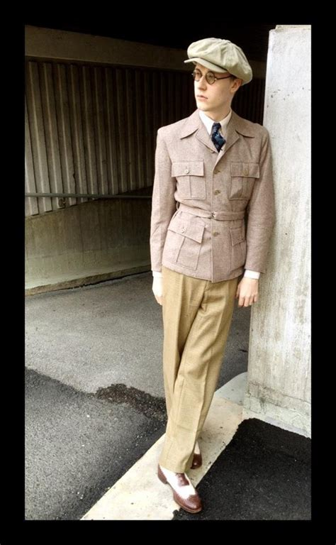a popular style of 1930s suit 99 best images about style men s clothes 1920s 1930s
