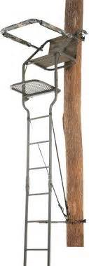 Most Comfortable Ladder Stand by Best Ladder Stand For Best For Tree Stands