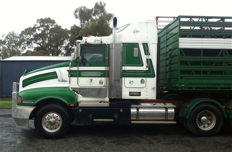 second kenworth trucks for sale kenworth t604 prime mover w c15 cat for sale trucks