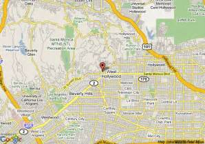 alta loma california map map of sunset marquis hotel and villas west