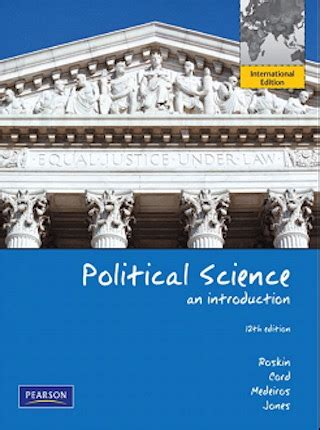 Political Science An Introduction by Political Science An Introduction Ktebxana Bookstore