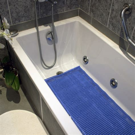 Antimicrobial Bath Mat by Slip Resistant Antimicrobial Bath Mat