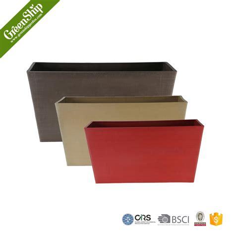plastic rectangular planter plastic rectangular planter box buy rectangular planter