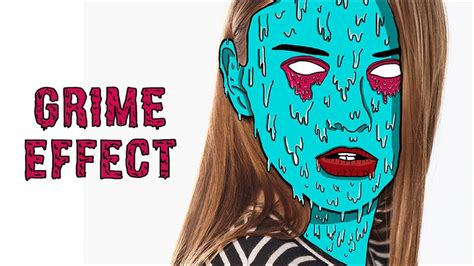tutorial photoshop zombie effect how to create grime effect photoshop tutorial zombie