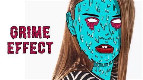 tutorial edit zombie photoshop how to create grime effect photoshop tutorial zombie
