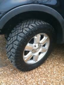 Tires 20 Inch Rims 33 35 Inch Tires On Stock 20 Quot Wheels Ford F150 Forum