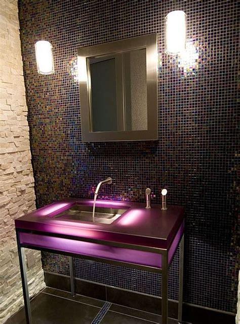 contemporary modern neo metro vanity bath design