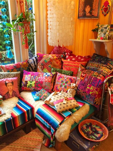 boho chic home decor best 25 mexican home decor ideas on mexican