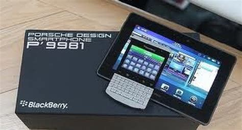 Hp Bb Tk Victory picture for sale blackberry tk victory porsche p9981