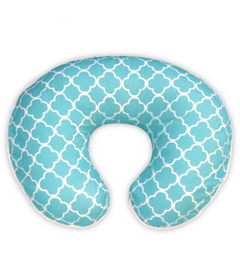 turquoise slipcover boppy classic plus slipcover trellis brights turquoise