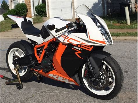 Ktm Rc8r Reliability 2014 Ktm 1190 Rc8 R For Sale Used Motorcycles On Buysellsearch