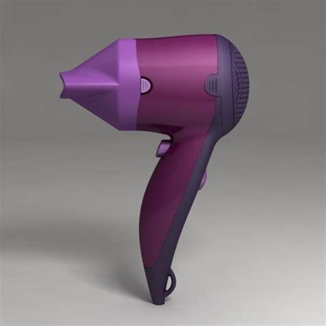Hair Dryer German hair dryer 3d model