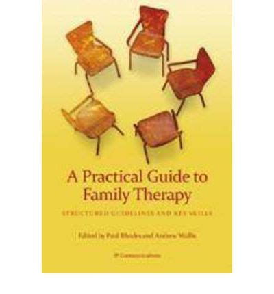 reunification family therapy a treatment manual books a practical guide to family therapy paul