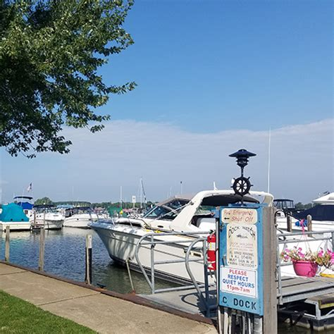 public boat launch port clinton ohio come sail away condos ohio s lake erie shores islands