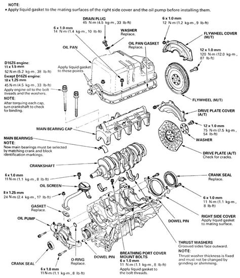 vtec engine diagram engine automotive wiring diagram