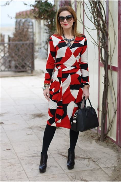 ruby wrap dress diane furstenberg dresses black