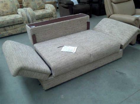 Designer Parker Knoll Beverley Beige Fabric Drop End Sofa